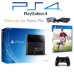 Packs PS4 en Amazon