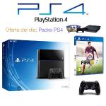 Packs PS4 en Amazon