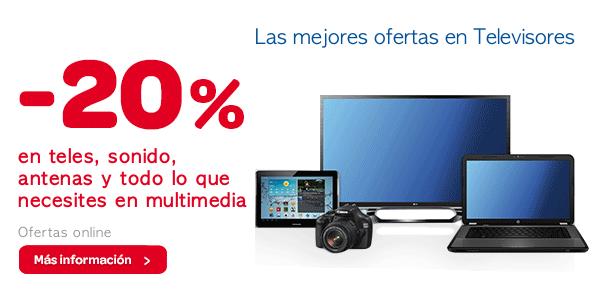 Ofertas De Televisores En Carrefour Con Grandes Descuentos