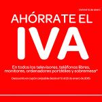 Sin IVA en Carrefour