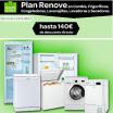 Plan Renove Electrodomésticos Carrefour