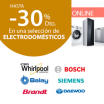 Descuentos en Electrodomésticos en Carrefour