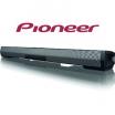 Pioneer SBX-N500 - Barra de sonido de 140 W (Bluetooth y WiFi) con subwoofers dobles integrados, gris