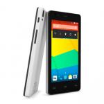 BQ Aquaris E4.5 8GB - Negro-Blanco Dual SIM