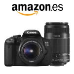 Ofertas Cámaras Reflex en Amazon