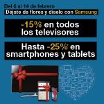 Descuentos Samsung en Fnac
