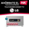 Ahórrate el IVA en tus compras electrodomésticos Samsung y teles LG en Carrefour