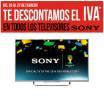 En Fnac te descuentan el IVA en los televisores de la marca SONY este finde