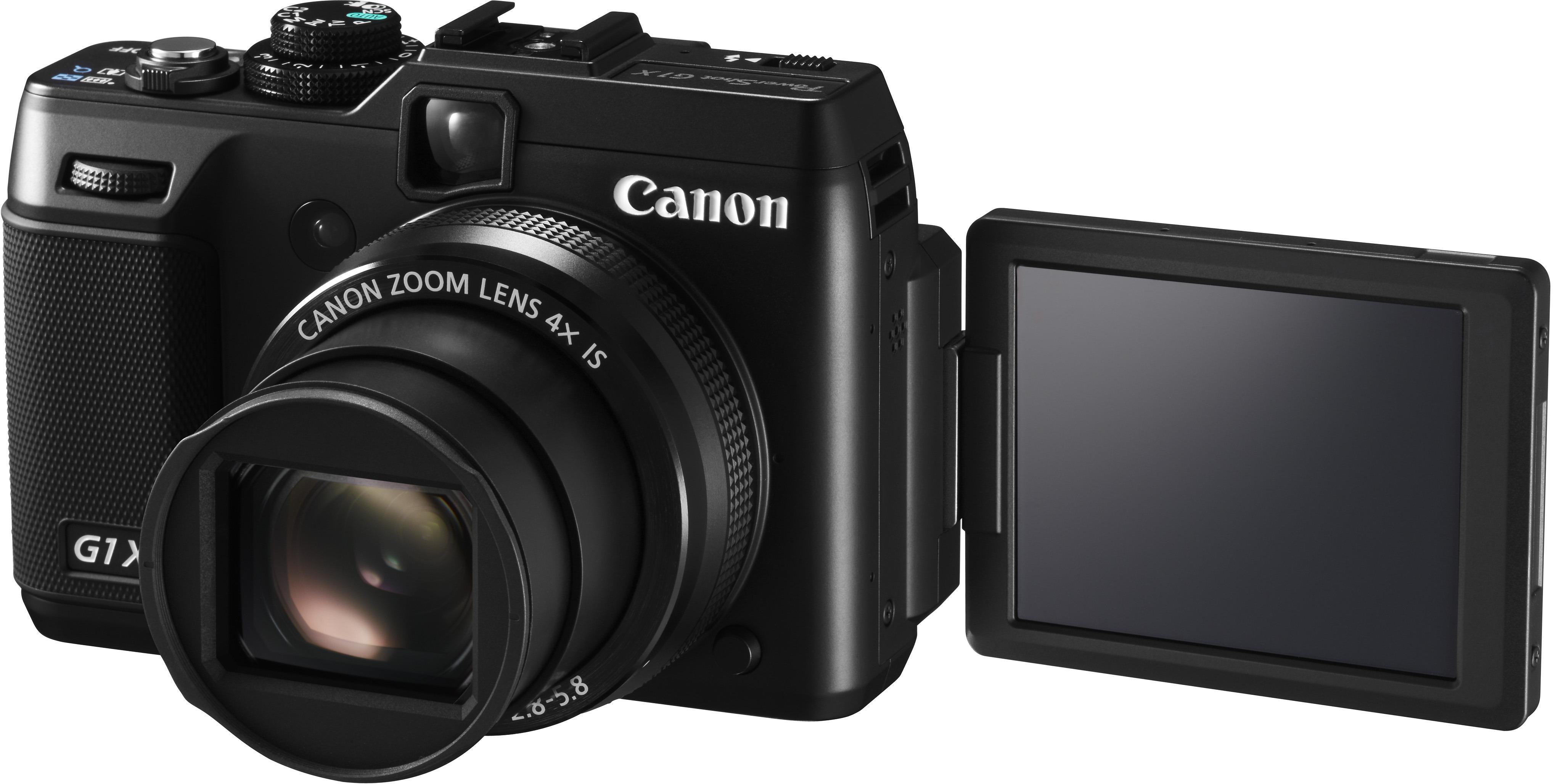 Canon PowerShot G1X en Fnac
