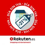 Día Sin Iva Rakuten