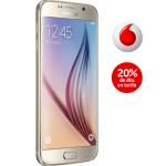 El mejor precio del mercado para el Samsung Galaxy S6 está en Vodafone