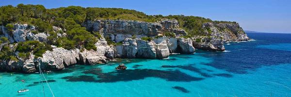 Viajar a Menorca en Septiembre