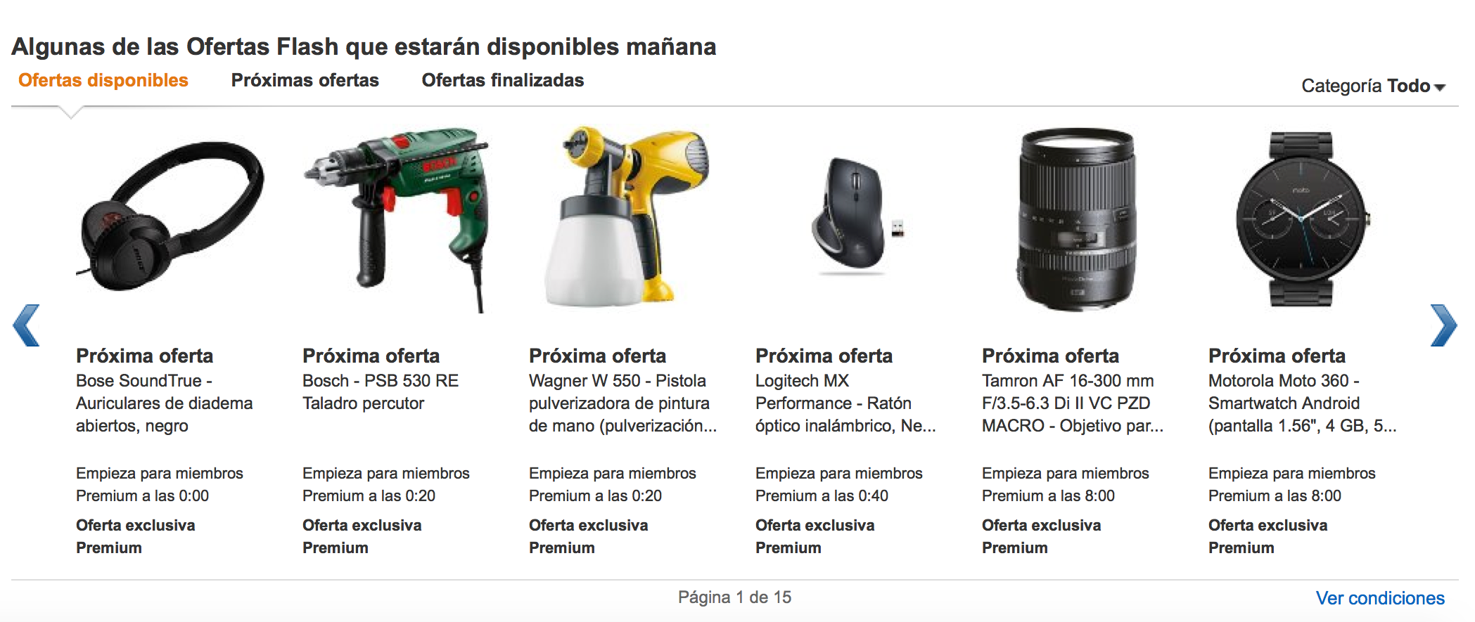 Como funciona el Amazon Premium Day