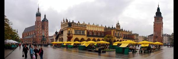 Viajar a Cracovia en Septiembre