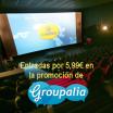 Entradas de Cine Cinesa por 5,99€ gracias a Groupalia