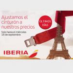 Descuentos en vuelos de Iberia
