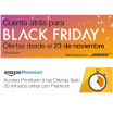 Adelántate gracias al Black Friday de Amazon