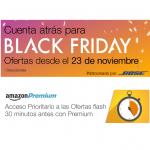 Adelántate gracias al Black Friday de Amazon