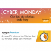 Solo hoy ofertas del CyberMonday de Amazon