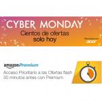 Solo hoy ofertas del CyberMonday de Amazon