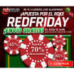 Hasta el 70% de descuento en RedFriday de Redcoon