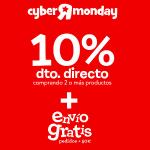 10% de descuento directo + envío gratis en ToysRus durante el CyberMonday