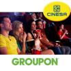 Entrada de cine por 5,95€ en los Cinesa gracias a Groupon