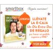 Gratis la e-caja de Smartbox en pedidos de más de 99€ esta navidad