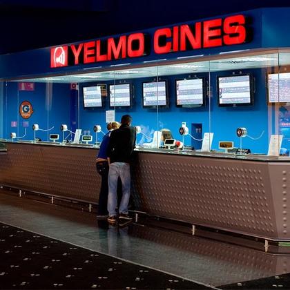 Entradas de cine por 4,99€ en los Yelmo Cines gracias a Groupon